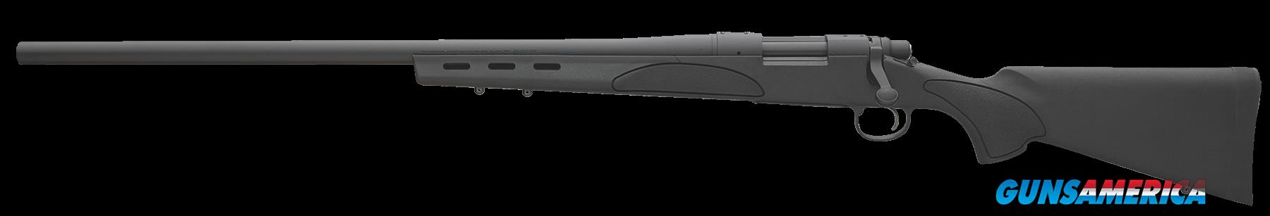 "Remington Firearms 84227 700 SPS Varmint Bolt 223 Rem 26"" 5+1 Synthetic Black Stk Blued  Guns > Rifles > R Misc Rifles"