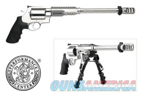 Smith and Wesson 460 HUNTER 460SW 14 SS AS 170339 PERFORMANCE CENTER  Guns > Pistols > S Misc Pistols