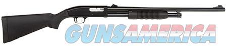 "Maverick Arms 31044 88 Slug Pump 12 Gauge 24"" 5+1 3"" Black Fixed Synthetic Stock Blued Steel  Guns > Shotguns > Maverick Shotguns"