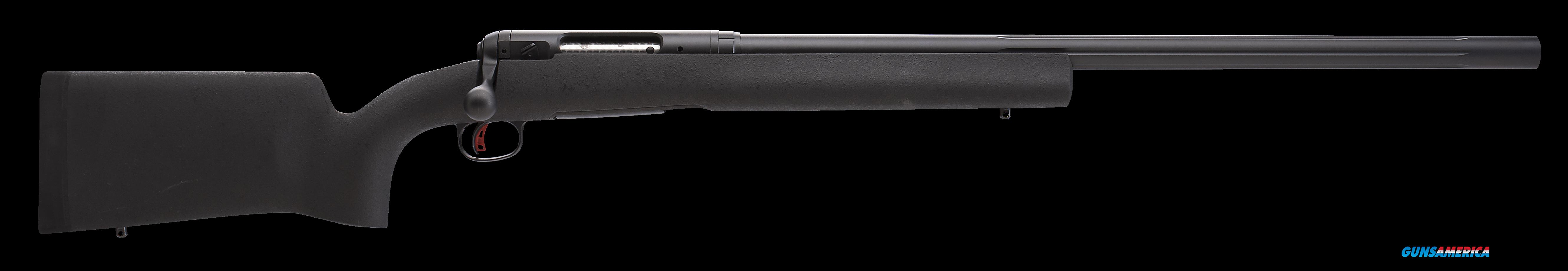 "Savage 19136 12 Long Range Precision Bolt 243 Win 26"" 4+1 Synthetic Black Stk Black  Guns > Rifles > S Misc Rifles"
