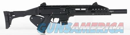 "CZ Scorpion EVO 3 S1 Carbine Faux Suppressor *CA Compliant 9mm Luger 16.20"" 10+1 Black Folding Right  Guns > Rifles > C Misc Rifles"