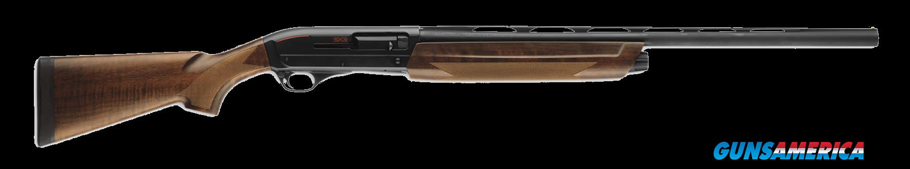 "Winchester Guns 512271391 SXP Field Pump 12 Gauge 26"" 3"" Grade I Walnut Stk Black Aluminum Alloy  Guns > Shotguns > Winchester Shotguns - Modern > Pump Action > Hunting"