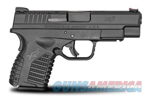 Springfield Armory XD-S 45ACP BLACK 4 6+1 XD-S ESSENTIALS PACKAGE  Guns > Pistols > S Misc Pistols
