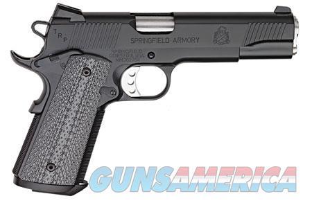 "Springfield Armory PC9108LCA18 1911 TRP *CA Compliant* 45 ACP Single 5"" 7+1 Black/Gray G10 Grip  Guns > Pistols > S Misc Pistols"