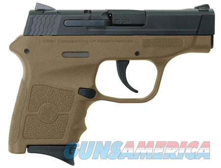"Smith & Wesson 10167 M&P 380 Bodyguard 380 ACP 2.75"" 6+1 FDE/Black Armornite Stainless Steel, FDE  Guns > Pistols > S Misc Pistols"