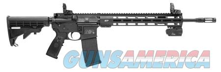 "Smith & Wesson 11777 M&P15  with CT LINQ System Semi-Automatic 223 Rem/5.56 NATO 16"" 30+1 Black  Guns > Rifles > S Misc Rifles"