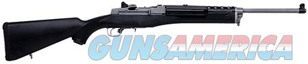 "Ruger 5806 Mini-Thirty   7.62X39mm 18.50"" 5+1 Stainless Steel Black Fixed Stock  Guns > Rifles > Ruger Rifles > Mini-14 Type"
