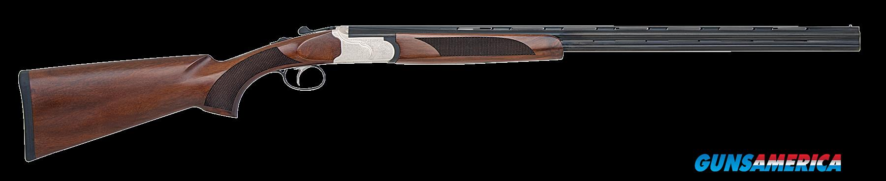 "Mossberg 75417 Silver Reserve II Field with Extractors Over/Under 410 Gauge 26"" Fixed F/M 3"" Black  Guns > Shotguns > Mossberg Shotguns > Over/Under"