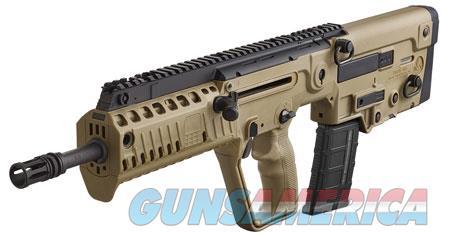 "IWI US XFD16BLK Tavor X95 Semi-Automatic 300 AAC Blackout 16.50"" 30+1 FDE Fixed Bullpup Synthetic  Guns > Rifles > IWI Rifles"