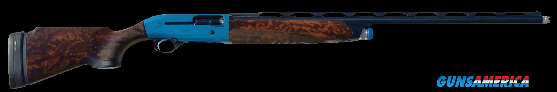 "Beretta USA J40CP18 A400 Xcel Parallel Target Semi-Automatic 12 Gauge 28"" 3"" Walnut Stk with KO Blue  Guns > Shotguns > B Misc Shotguns"