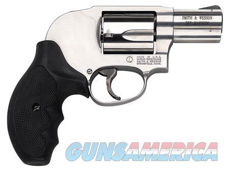 "Smith & Wesson 163210 649 Shrouded Hammer Single/Double 357 Magnum 2.125"" 5 rd Black Synthetic Grip  Guns > Pistols > Smith & Wesson Revolvers > Pocket Pistols"