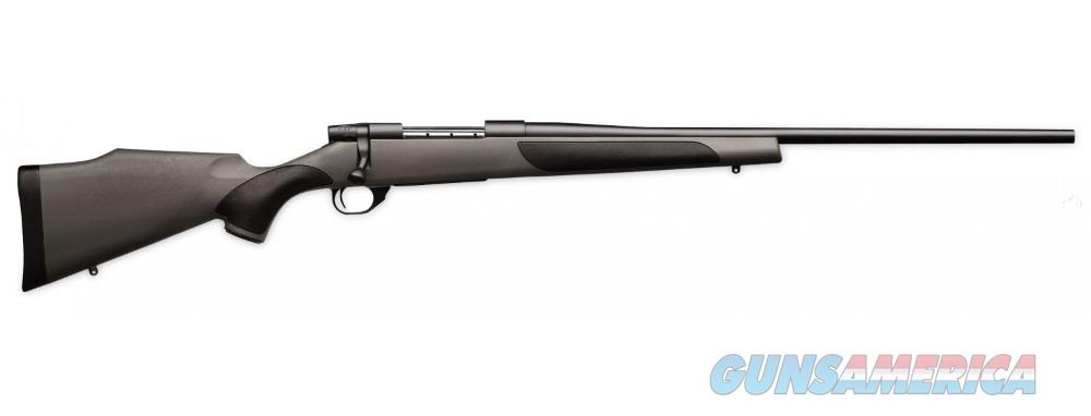 Weatherby VANGUARD 300WIN BL/SYN 24   Guns > Rifles > Weatherby Rifles > Sporting