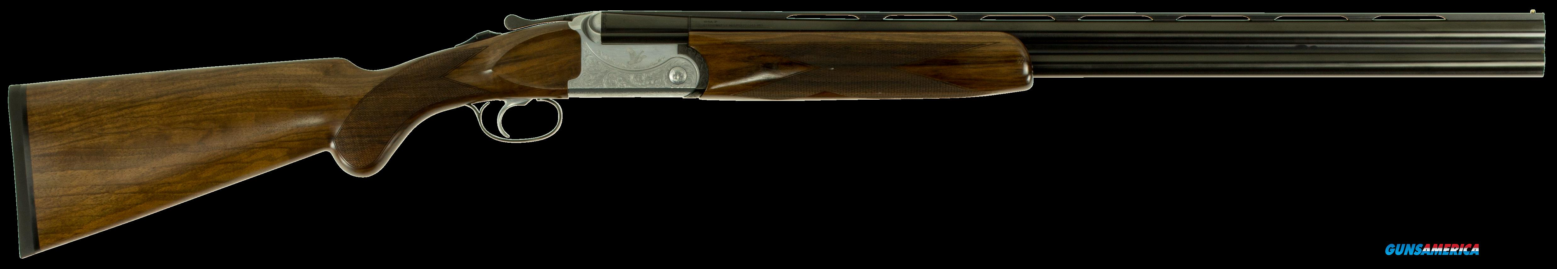 "Barrett Sovereign 92028 Rutherford Over/Under 20 Gauge 28"" 3"" Walnut Stk Engraved Steel Rcvr/Blued  Guns > Shotguns > B Misc Shotguns"