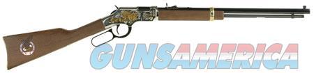 "Henry H004FOE Golden Boy Fraternal Order of Eagles  Lever 22 Short/Long/Long Rifle 20"" 16 LR/21  Guns > Rifles > H Misc Rifles"