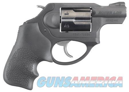 "Ruger 5462 LCRx  327 Federal Mag 1.87"" 5 Round Black Tamer Monogrip Grip Black Matte  Guns > Pistols > R Misc Pistols"