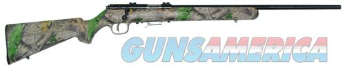 "Savage 96711 93R17 Bolt 17 HMR 21"" 5+1 Synthetic Realtree Hardwoods HD Stk Blued  Guns > Rifles > Savage Rifles > Accutrigger Models > Sporting"