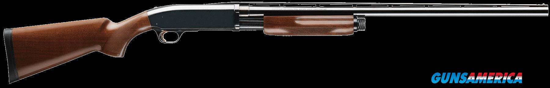 "Browning 012211304 BPS Pump 12 Gauge 28"" 3"" Walnut Stk Blued High Polish Rcvr  Guns > Shotguns > B Misc Shotguns"