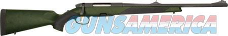 "Steyr 66.07500.111 CL II Halfstock Bolt 30-06 Springfield 23.6"" 4+1 Synthetic Green Stk Black Mannox  Guns > Rifles > S Misc Rifles"