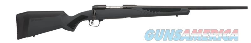 "Savage 57038 10/110 Hunter Bolt 25-06 Remington 22"" 4+1 AccuFit Gray Stk Black  Guns > Rifles > S Misc Rifles"