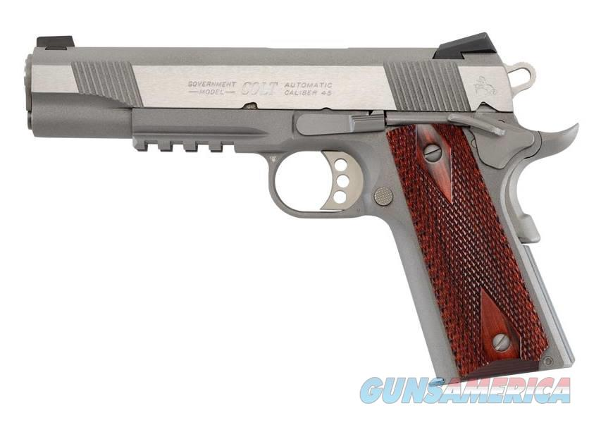 Colt XSE GOVERNMENT 45ACP SS RAIL   Guns > Pistols > Colt Automatic Pistols (1911 & Var)