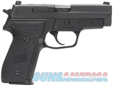 """Sig Sauer M11-A1 M11 A1 9mm Luger 3.90"""" 15+1 Black Hardcoat Anodized Black Nitron Stainless Steel  Guns > Pistols > Sig - Sauer/Sigarms Pistols > Other"""