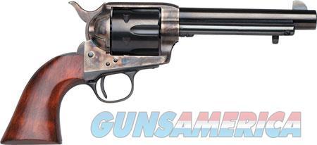 "Taylors and Company 701E 1873 Cattleman 357 Mag 6 Round 5.50"" Blued Walnut Grip  Guns > Pistols > Taylors & Co. Pistols > Ctg."