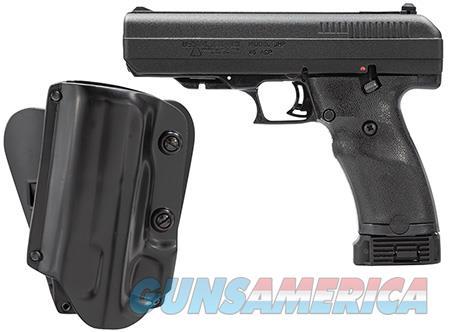 "Hi-Point 34510M5X 45 ACP with Galco Holster 4.50"" 9+1 Black Polymer Grip  Guns > Pistols > H Misc Pistols"