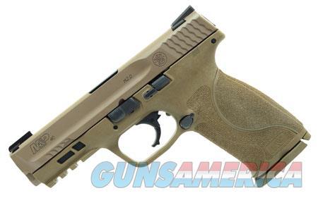 "Smith & Wesson 11768 M&P 40 Shield M2.0 40 S&W Double 4.25"" 15+1 NMS FDE Interchangeable Backstrap  Guns > Pistols > S Misc Pistols"