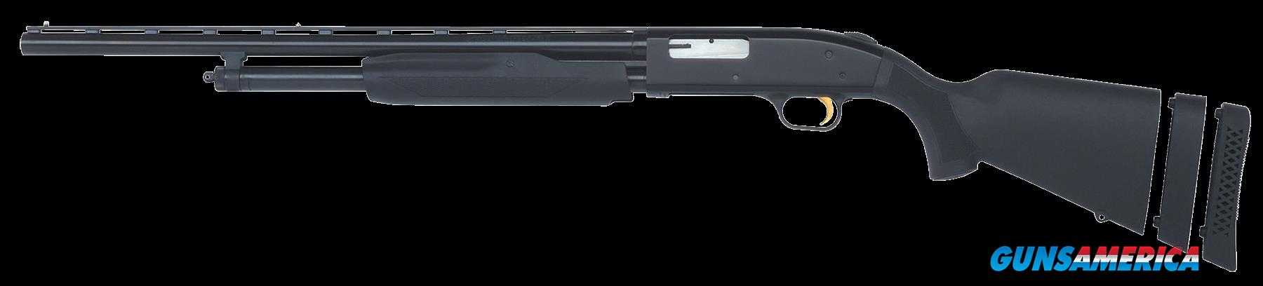 "Mossberg 59822 500 L-Series LH Youth Pump 20ga 22"" 3"" Black Syn Adj Stk  Guns > Shotguns > MN Misc Shotguns"
