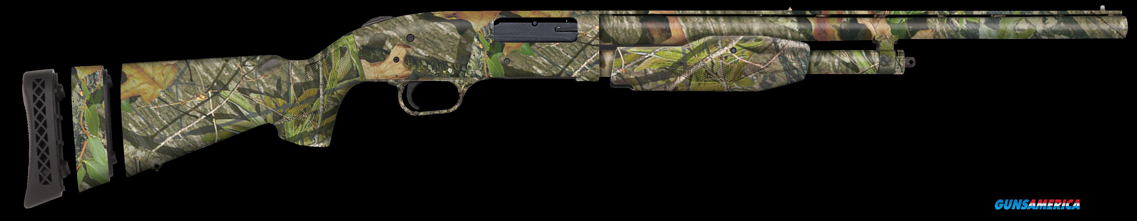 "Mossberg 50494 510 Mini Pump 20 Gauge 18.5"" 3"" Mossy Oak Obsession Synthetic Stk Mossy Oak Obsession  Guns > Shotguns > MN Misc Shotguns"