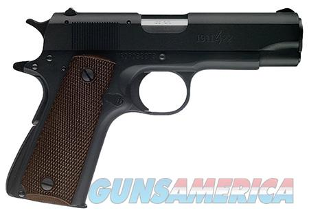 """Browning 051803490 1911-22 Compact  22 LR 3 5/8"""" 10+1 Brown Polymer  Guns > Pistols > Browning Pistols > Other Autos"""