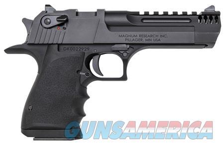 "Magnum Research DE445IMB Desert Eagle Mark XIX 44 Rem Mag 5"" 8+1 Black Polymer Grip  Guns > Pistols > MN Misc Pistols"