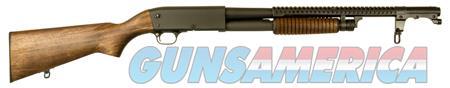 "Inland Mfg ILMM37 M37 Pump 12 Gauge 20"" 3"" Wood Stk Blk Parkerized Rcvr  Guns > Shotguns > IJ Misc Shotguns"