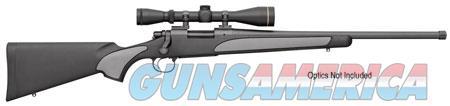 "Remington Firearms 84159 700 SPS Bolt 308 Win/7.62 NATO 20"" TB 4+1 Black Fixed w/Gray Overmolded  Guns > Rifles > Remington Rifles - Modern > Model 700"