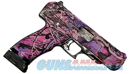 "Hi-Point 34510PI 45 ACP  4.50"" 9+1 Country Girl Camo  Guns > Pistols > Hi Point Pistols"