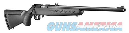 Ruger AMERICAN 22MAG BL/SY 22 8321  Guns > Rifles > R Misc Rifles