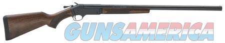 "Henry H01520 Single Shot Steel 20 Gauge 26"" 1 3"" Blued American Walnut Right Hand  Guns > Shotguns > H Misc Shotguns"