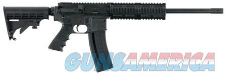 "Chiappa Firearms CF500090 MFour-22 Gen-II Pro Carbine  22 LR 18.5"" 28+1 6-Position Adj Stock Black  Guns > Rifles > C Misc Rifles"