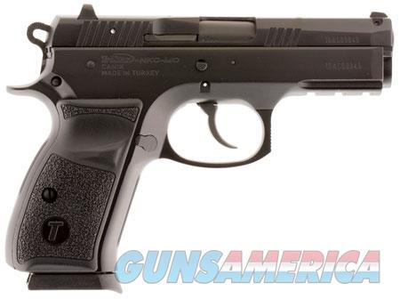 "TriStar 85085 P-100 Steel 9mm Luger 3.70"" 15+1 Black Cerakote Black Polymer Grip  Guns > Shotguns > Tristar Shotguns"