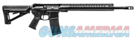 "FN FN 15 DMR II 223 Rem,5.56 NATO 18"" 30+1 Black Hard Coat Anodized Adjustable Magpul STR Stock  Guns > Rifles > F Misc Rifles"