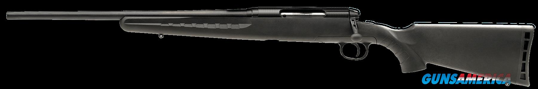 "Savage 19651 Axis Compact LH Bolt 7mm-08 Remington 20"" 4+1 Synthetic Black Stk Blued  Guns > Rifles > S Misc Rifles"