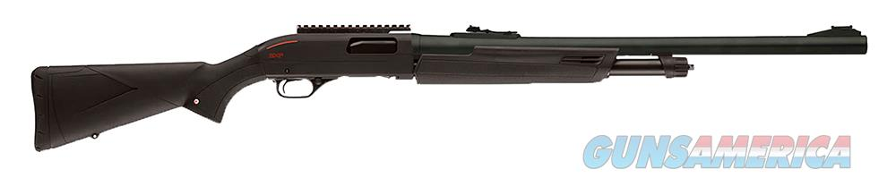 "Winchester Guns 512261340 SXP Pump 12 Gauge 22"" 3"" Blk Synthetic Stk Blk Rcvr  Guns > Shotguns > W Misc Shotguns"