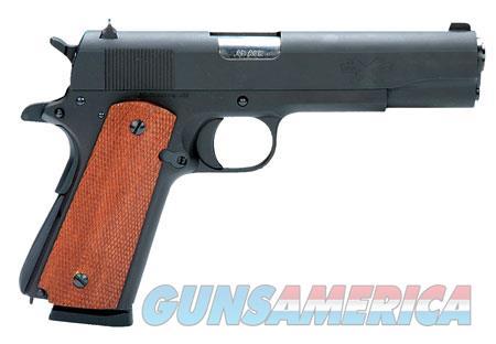 "ATI ATIGFX45MIL FX45 1911 45 ACP Single 5"" 7+1 Mahogany Grip Blued Slide  Guns > Pistols > American Tactical Imports Pistols"
