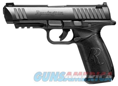 """Remington Firearms 96257 RP45  45 ACP Single 4.50"""" 15+1 Black Polymer Grip Black PVD Slide  Guns > Pistols > Remington Pistols - Modern > 1911"""