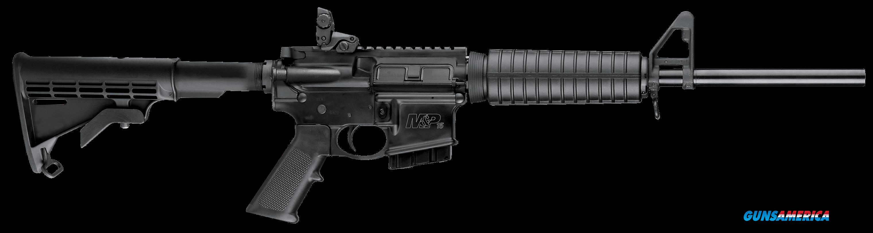 "Smith & Wesson 10203 M&P15 Sport II *MA/NJ Compliant* Semi-Automatic 223 Rem/5.56 NATO 16"" 10+1  Guns > Rifles > S Misc Rifles"
