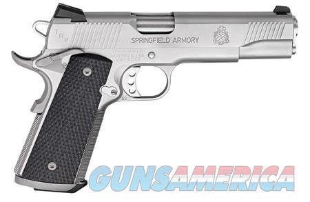 "Springfield Armory PC9107LCA18 1911 TRP *CA Compliant* 45 ACP Single 5"" 7+1 Black G10 Grip Stainless  Guns > Pistols > S Misc Pistols"