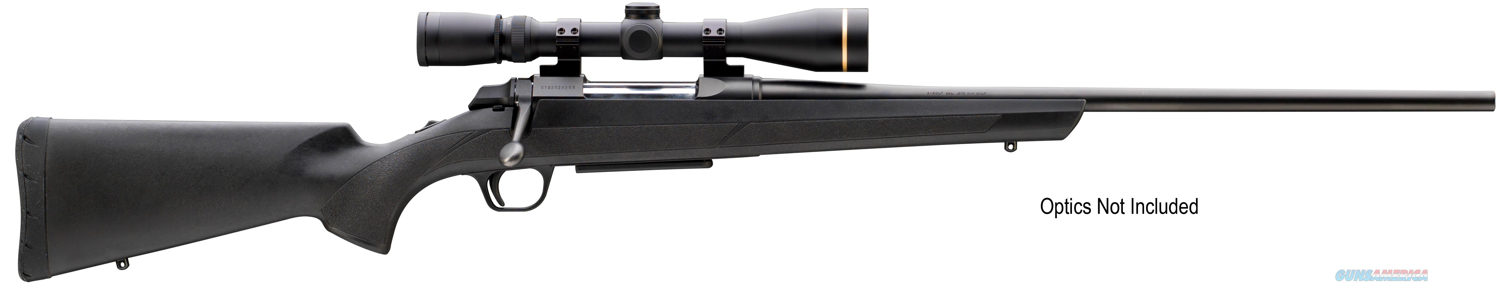 "Browning 035800229 AB3 Composite Stalker Bolt 300 Winchester Magnum 26"" 3+1 Synthetic Black Stock  Guns > Rifles > Browning Rifles > Bolt Action"