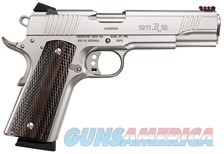 "Remington Firearms 96360 1911 R1-S Enhanced Commander 45 ACP Single 4.25"" 8+1 Laminate Dark Grip  Guns > Pistols > Remington Pistols - Modern > 1911"
