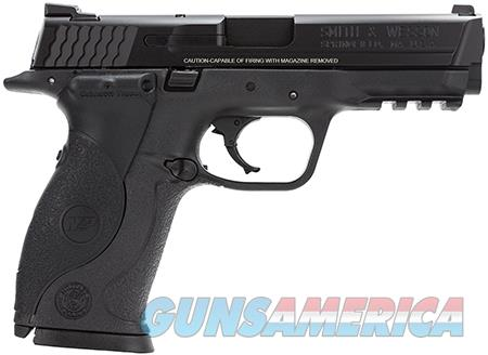 "Smith & Wesson 220071 M&P 40 Crimson Trace Lasergrip 40 S&W Double 4.25"" 15+1 Black Polymer/Crimson  Guns > Pistols > Smith & Wesson Pistols - Autos > Polymer Frame"