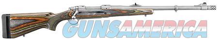 "Ruger 47125 Guide Gun  375 Ruger 20"" 3+1 Green Mountain Laminate Stock Matte Stainless  Guns > Rifles > Ruger Rifles > Model 77"